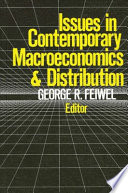 Issues in Contemporary Macroeconomics and Distribution
