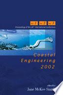 Coastal Engineering 2002