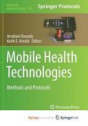 Mobile Health Technologies