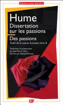 Dissertation sur les passions. Des passions Pdf/ePub eBook