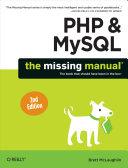 PHP & MySQL: The Missing Manual [Pdf/ePub] eBook