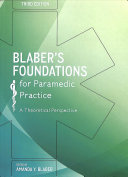 Cover of Blaber's Foundations for Paramedic Practice: A Theoretical Perspective
