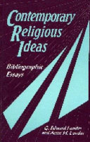 Contemporary Religious Ideas