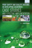 Food Safety and Quality in Developing Countries Book