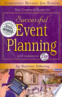 The Complete Guide To Successful Event Planning Book