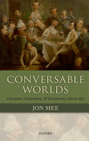 Conversable Worlds