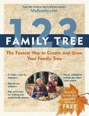 1 2 3 Family Tree Book