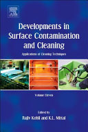 Developments in Surface Contamination and Cleaning, Volume 11