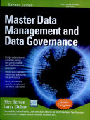 Master Data Management   Data Governance Book