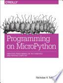 MicroPython on the BBC Micro:bit