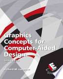 Graphics Concepts for Computer-aided Design