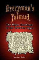Everyman s Talmud