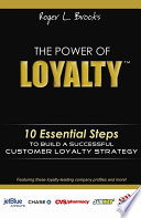 The Power Of Loyalty Book PDF