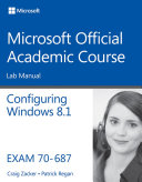 70 687 Configuring Windows 8 1 Lab Manual