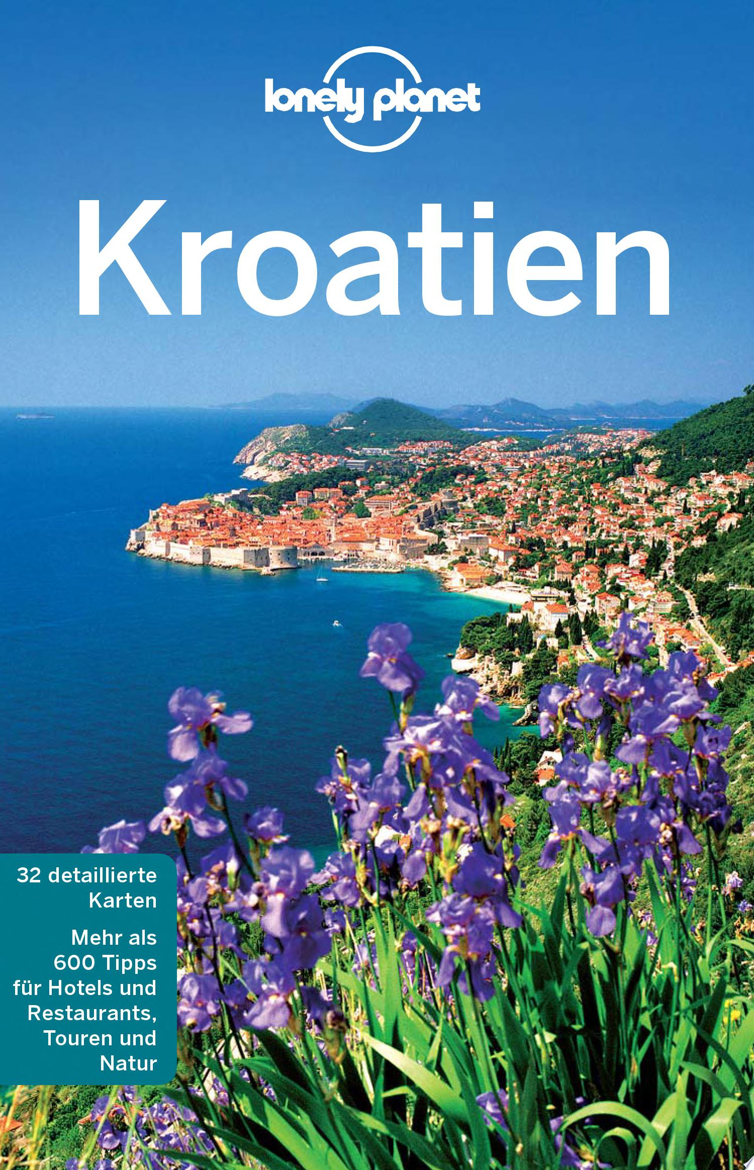 Lonely Planet Reisef  hrer Kroatien