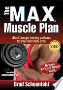 The M A X  Muscle Plan