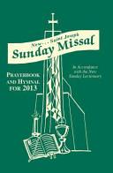St  Joseph Sunday Missal   Hymnal