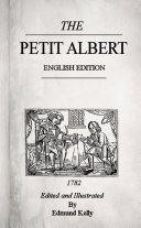 The Petit Albert, English Edition