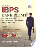 New Pattern IBPS Bank PO  MT 20 Practice Sets for Preliminary   Main Exam with 7 Online Tests 2nd Revised Edition Book PDF