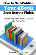 How to Self Publish Your EBook from Start to Finish