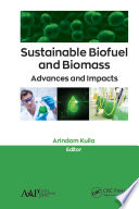 Sustainable Biofuel and Biomass