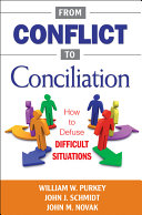 Pdf From Conflict to Conciliation