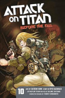 Attack on Titan  Before the Fall 11