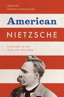 American Nietzsche ebook