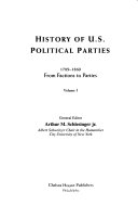 History of U S  Political Parties Book PDF