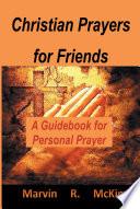 Christian Prayers for Friends