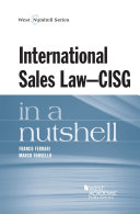 International Sales Law - CISG - in a Nutshell