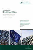 The Icc And China