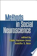 Cover of Methods in Social Neuroscience