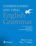 Understanding and Using English Grammar  Student