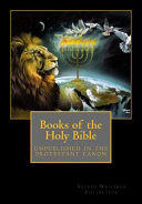 Books of the Holy Bible