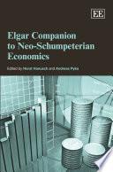 Elgar Companion to Neo Schumpeterian Economics