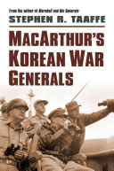 MacArthur's Korean War Generals