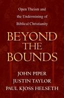 Beyond the Bounds Pdf/ePub eBook