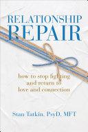 Relationship Repair Book PDF