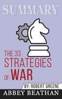 Summary: the 33 Strategies of War