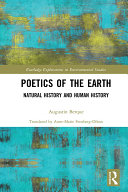 Pdf Poetics of the Earth Telecharger