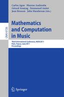 Pdf Mathematics and Computation in Music