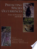 Predicting Species Occurrences Book