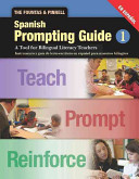 The Fountas   Pinnell Spanish Prompting Guide 1