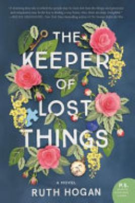 Book cover of 'The Keeper of Lost Things' by Ruth Hogan