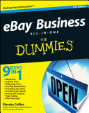 """eBay Business All-in-One For Dummies"" by Marsha Collier"
