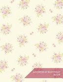 Address   Birthday Book