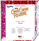 SRA Open Court Reading: School