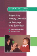 Supp  Identity  Diversity   Language in the Early Years