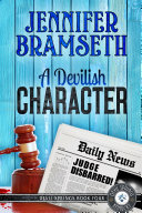 A Devilish Character: Devil Springs Cozy Mysteries Book 4